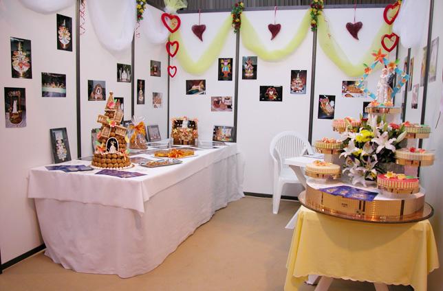 Patisserie delices bienvenue - Salon du mariage biganos ...